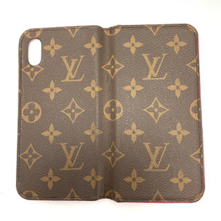 LOUIS VUITTON - ルイヴィトン iPhoneケース イニシャル 正規品 iPhone XR