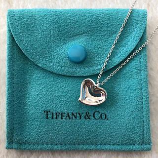 Tiffany & Co. - ティファニー エルサ・ペレッティ カーブドハート