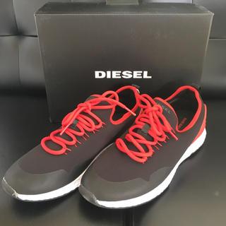DIESEL - 新品 箱付き ディーゼル スニーカー 25㎝