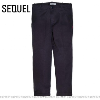 FRAGMENT - XL★SEQUEL★T/C CHINO PANTS NAVY 新品未使用品