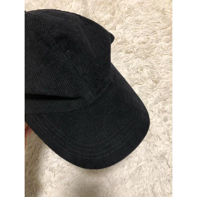 Ungrid(アングリッド)のコーデュロイキャップ❤︎ レディースの帽子(キャップ)の商品写真