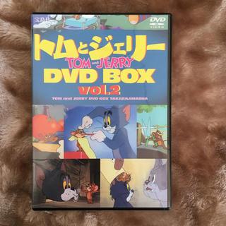 タカラジマシャ(宝島社)のトムとジェリー DVD BOX(アニメ)