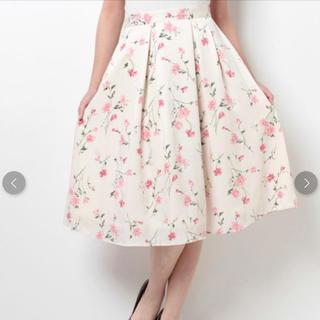 31 Sons de mode - 【新品】トランテアンソンドゥモード 花柄スカート トッコクローゼット ノエラ