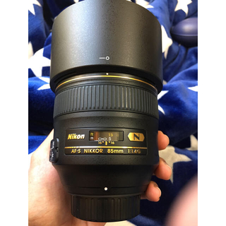 Nikon - 美品 Nikkor 85mm 1.4g