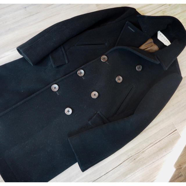 Paul Harnden(ポールハーデン)のLYTHA ANSNAM リター アンスナム ロングPコート  メンズのジャケット/アウター(チェスターコート)の商品写真