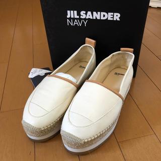 Jil Sander - JILL SANDER NAVYの厚底靴