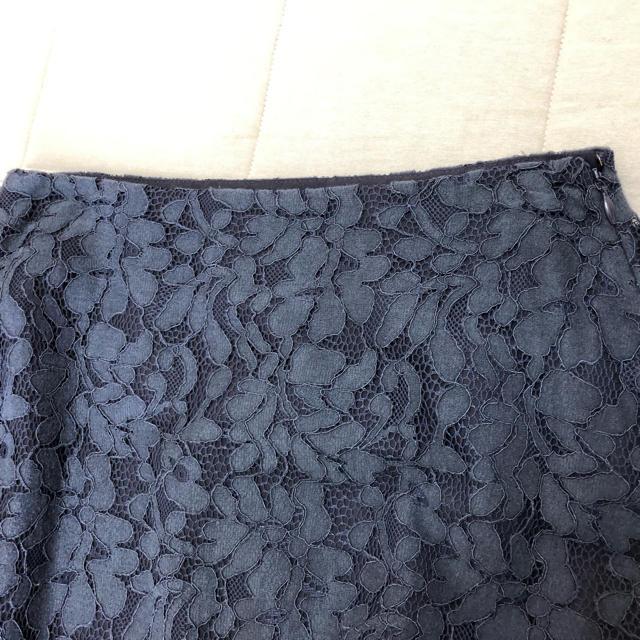 Plage(プラージュ)のplage レースフレアスカート レディースのスカート(ロングスカート)の商品写真