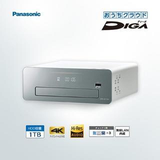 Panasonic - 新品panasonic 4Kクラウドブルーレイ DIGA DMR-BRT1060