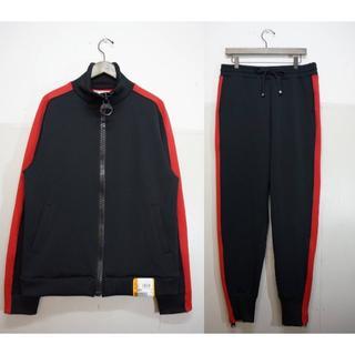 ミハラヤスヒロ(MIHARAYASUHIRO)のミハラヤスヒロ ジャケット + パンツ  セットアップ 106K▲(ジャージ)