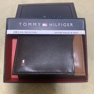 トミーヒルフィガー(TOMMY HILFIGER)の【新品】TOMMY HILFIGER 三つ折り財布(折り財布)