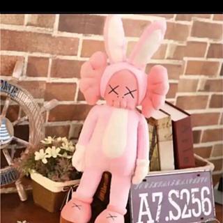 MEDICOM TOY - kawsフィギュア original fake rabbit 50cm