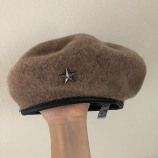 moussy - moussyベレー帽