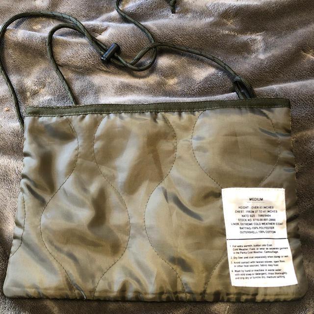 Ungrid(アングリッド)のアングリッド ノベルティーサコッシュ レディースのバッグ(ショルダーバッグ)の商品写真