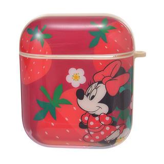 Disney - ディズニーストア いちご AirPodsケース