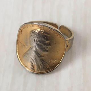 Lochie - coin ring