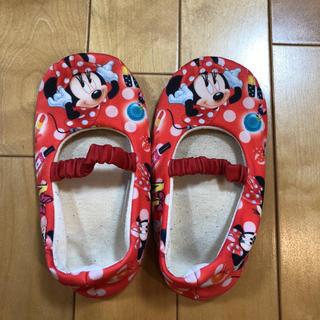 Disney - ルームシューズ ディズニー ミニー