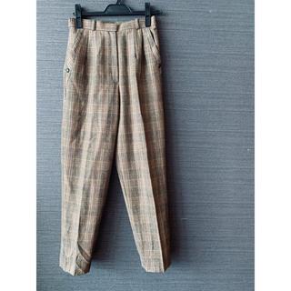 Lochie - vintage wool check pants