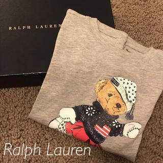 Ralph Lauren - ポロベア ロンT Tシャツ カットソー18M 85cm