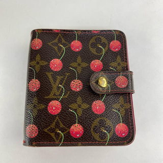 LOUIS VUITTON - 正規品 ルイヴィトン モノグラム・チェリー M95005 財布