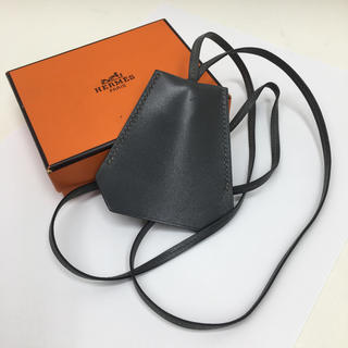 Hermes - 確実正規品 エルメス クロシェットネックレス 箱付き