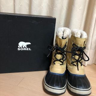 SOREL - SOREL メンズロングブーツ 26センチ