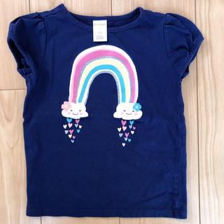ジンボリー(GYMBOREE)の【gymboree】パフスリーブTシャツ(サイズ5T)(Tシャツ/カットソー)