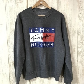 TOMMY HILFIGER - TOMMY HILFIGER✕FRUIT OF THE LOOM トレーナー