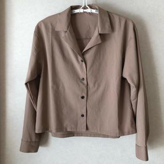 ウィゴー(WEGO)のWEGO ウィゴー シャツ ブラウス フリーサイズ(シャツ/ブラウス(長袖/七分))
