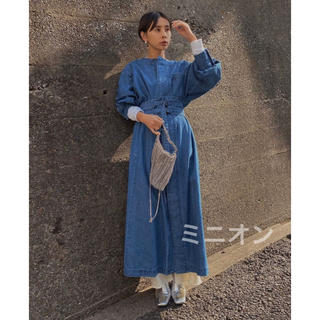 Ameri VINTAGE - AmeriVINTAGE BELTED VARIOUSLY DRESS