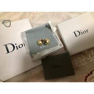 Dior - Dior トライバルボールピアス bee