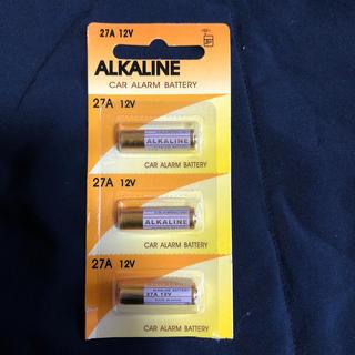 アルカリ電池(27A12V)(その他)