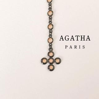 アガタ(AGATHA)の美品|AGATHA*ハンサム系ネックレス(ネックレス)