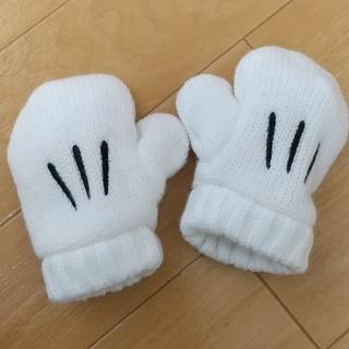 Disney - ベビー用 ディズニー ミッキー 手袋