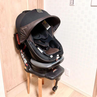 combi - コンビ*新生児対応/回転式チャイルドシート/ホロ付*ラクティアターン