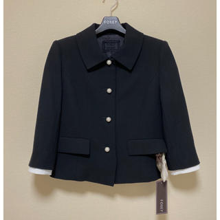 FOXEY - ♡ Foxey ♡ Pearl button jacket 38