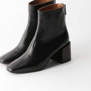 アパルトモンドゥーズィエムクラス(L'Appartement DEUXIEME CLASSE)のL'appartement  ブーツサイズ39 美品(ブーツ)