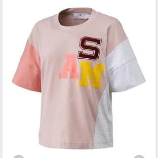 アディダスバイステラマッカートニー(adidas by Stella McCartney)のアディダス ステラマッカートニーロゴTシャツ(Tシャツ(半袖/袖なし))