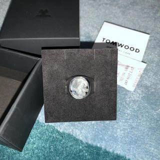 ロンハーマン(Ron Herman)の新品 Tom Wood トムウッド ラルビカイト オーバル リング 58(リング(指輪))