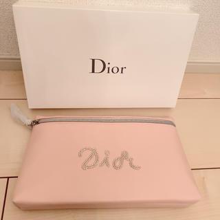 Dior - diorディオール♡ノベルティポーチ