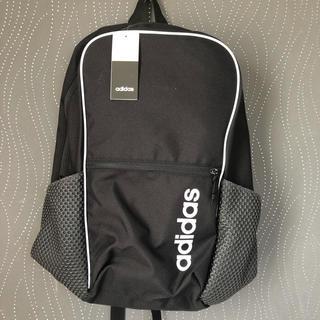 アディダス(adidas)の【adidas】アディダス リニア PARKバックパック  黒(登山用品)