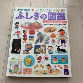 小学館 - ふしぎの図鑑 楽しく遊ぶ学ぶ