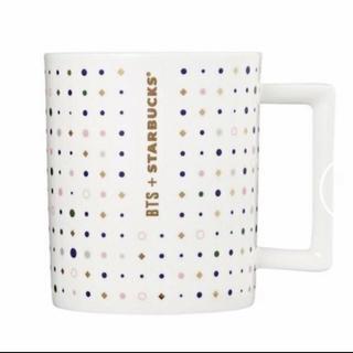 スターバックスコーヒー(Starbucks Coffee)のスターバックス BTS マグカップ(マグカップ)