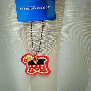 ディズニー(Disney)のワッペンバッジ ディズニーリゾート(キャラクターグッズ)