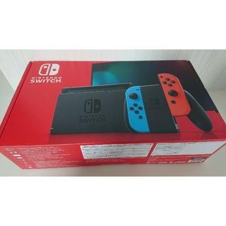 任天堂 - Nintendo Switch ネオン 新型 新品未開封