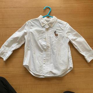 Ralph Lauren - ラルフローレン ホワイトシャツ