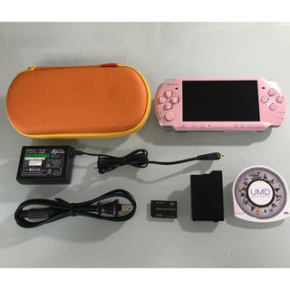 PlayStation Portable - PSP-3000  ブロッサムピンク