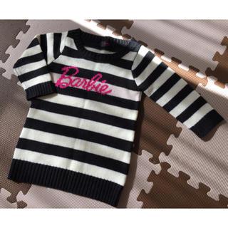 Barbie - バービー 長袖セーター 95cm