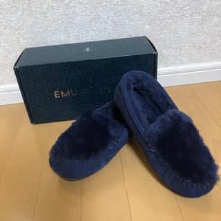 EMU - EMU♡大人気♡毎年定番 大人気モカシン ローファー ムートン