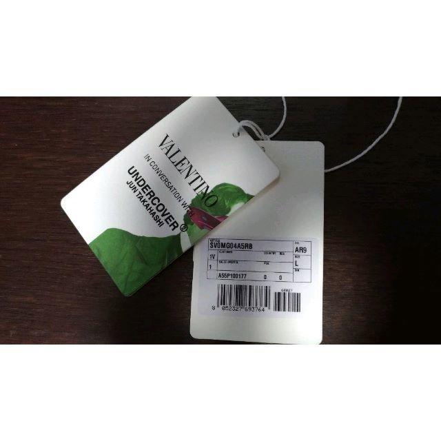 UNDERCOVER(アンダーカバー)の正規品 ヴァレンティノ アンダーカバー VALENTINO Tシャツ メンズのトップス(Tシャツ/カットソー(半袖/袖なし))の商品写真