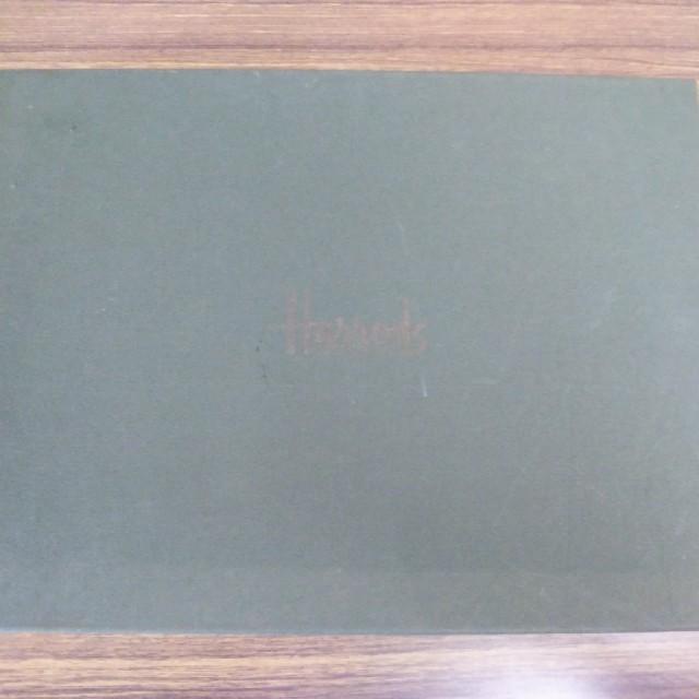 Harrods(ハロッズ)のハロッズ ランチョンマット プレイスマット インテリア/住まい/日用品のキッチン/食器(テーブル用品)の商品写真